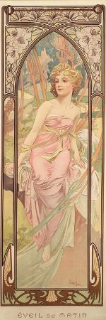 The Times of the Day: Morning Awakening, 1899