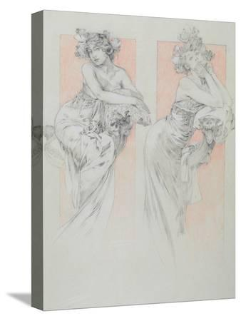 Study for Plate 12 from 'Documents Decoratifs', 1902