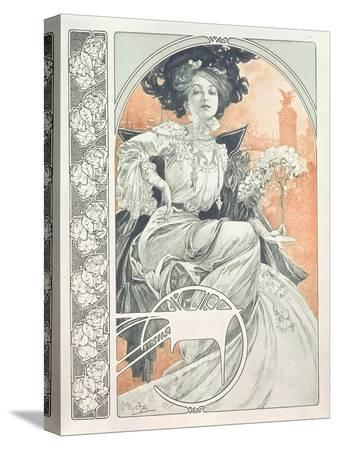 Plate 1 from 'Documents Decoratifs', 1902
