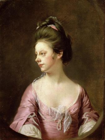 Portrait of Mrs Catherine Swindell, 1769-72