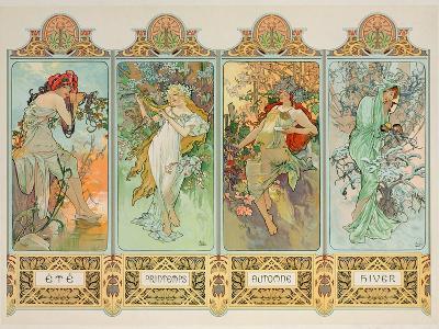 The Seasons: Variant 3