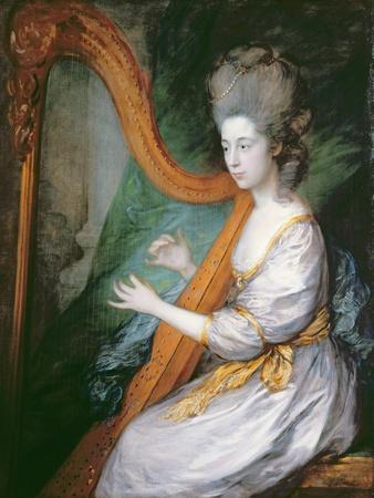 Portrait of Louisa, Lady Clarges, c.1778