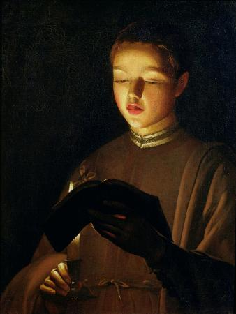 The Choirboy, c.1645