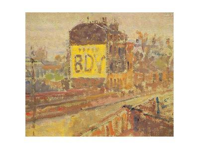 Hampstead Road, c.1910-11