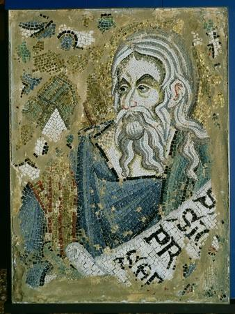 Head of the Prophet Abraham