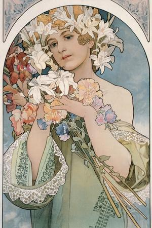 Flower, 1897