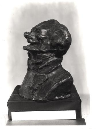 Bust of Charles Philipon (1800-62), c.1833