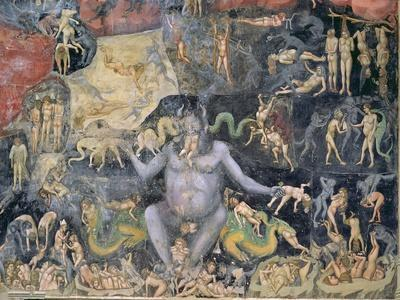 The Last Judgement, c.1305 (Detail)