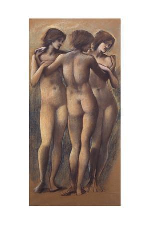 The Three Graces, c.1885