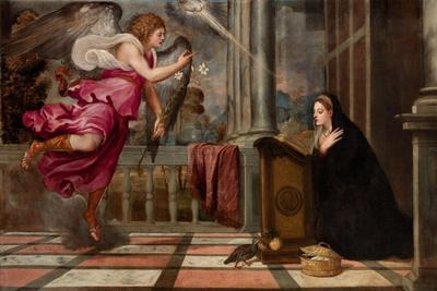 The Annunciation, c.1535