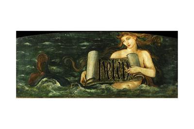 Helen, a Mermaid, c.1880