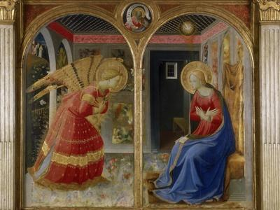 The Annunciation, c.1432