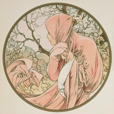 January, 1899 (Detail)