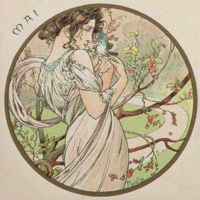 May, 1899 (Detail)
