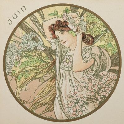June, 1899 (Detail)