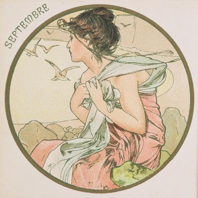 September, 1899 (Detail)