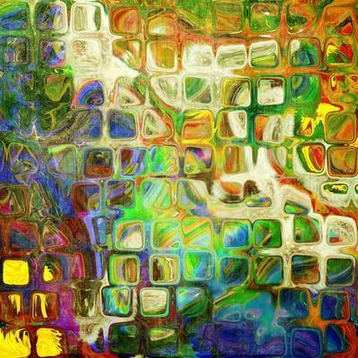 Art Abstract Rainbow Pattern Background. To See Similar, Please Visit My Portfolio