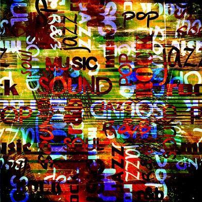 Art Urban Graffiti Raster Background
