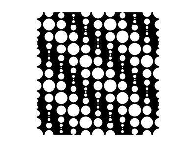 Monochrome Geometric Design