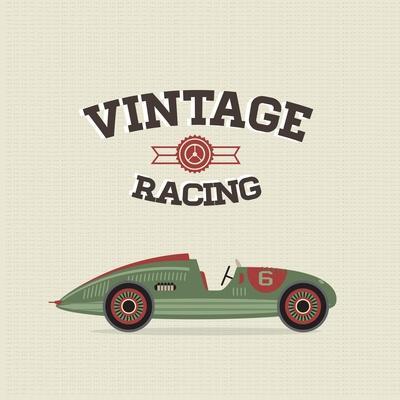 Vintage Sport Racing Cars