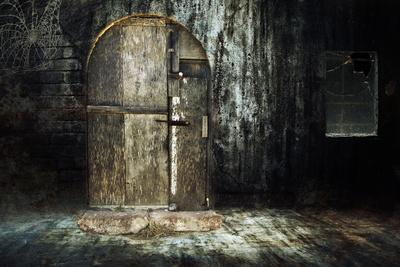 Old Abandoned Creepy House