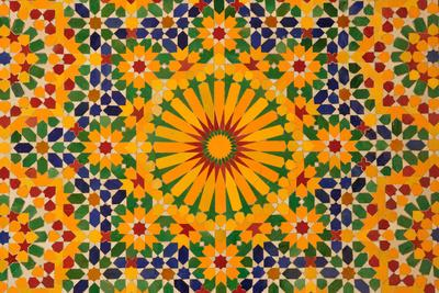 Oriental Mosaic Decoration