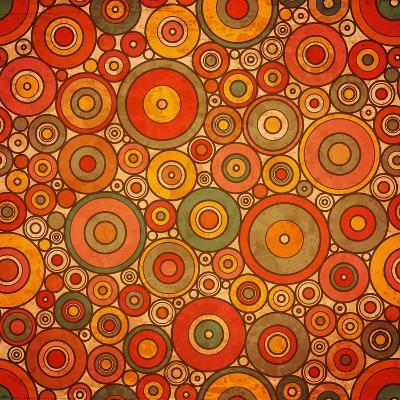 Vintage Circle Pattern