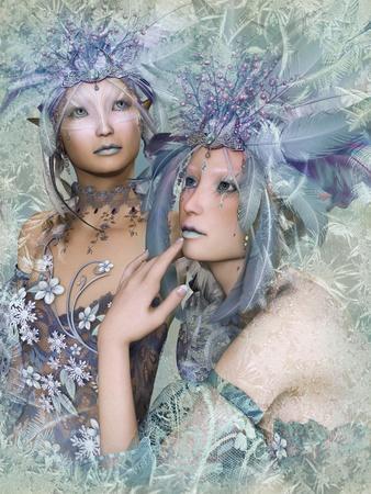 2 Winter Elves