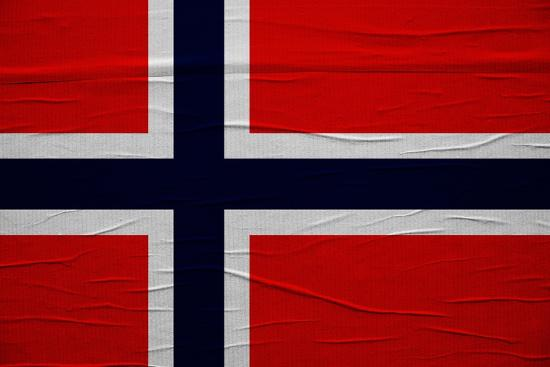 'Norway Flag' Prints - igor stevanovic   AllPosters.com