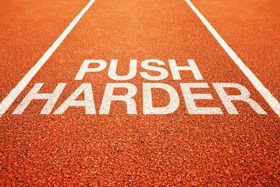 Push Harder