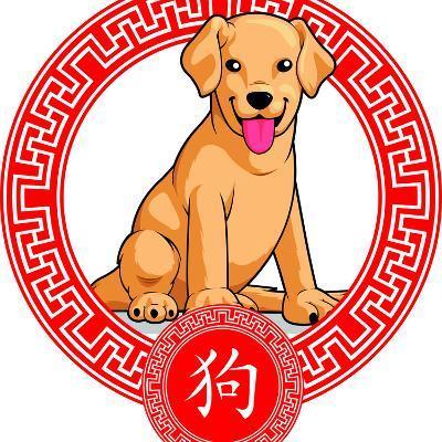 Chinese Zodiac Animal - Dog