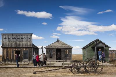 1880 Town, Pioneer Village, Stamford, South Dakota, USA