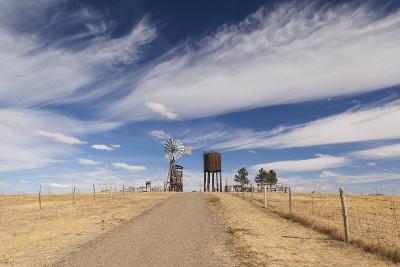 Farm, 1880 Town, Pioneer Village, Stamford, South Dakota, USA