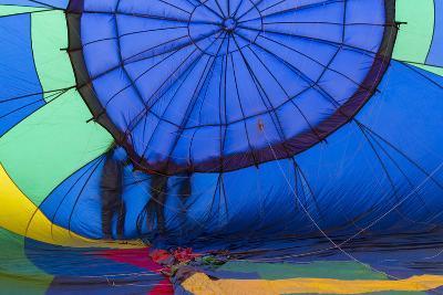 Hot Air Balloons, Albuquerque Balloon Fiesta, New Mexico, USA
