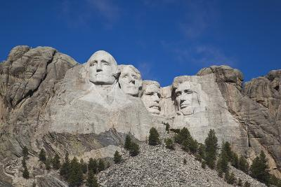Mount Rushmore National Memorial, Keystone, South Dakota, USA