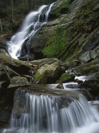 Crabtree Falls, Nelson Co, Virginia, USA