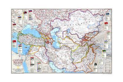 1999 Caspian Region, Promise and Peril