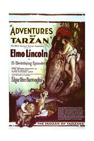 Adventures of Tarzan