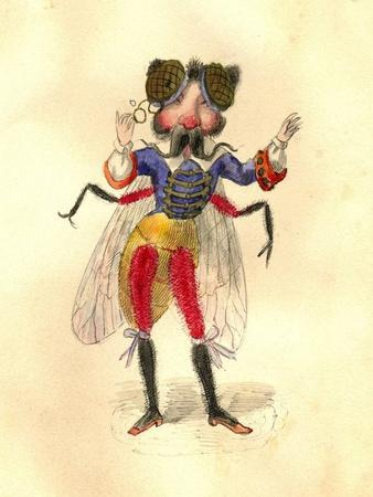 Fly 1873 'Missing Links' Parade Costume Design