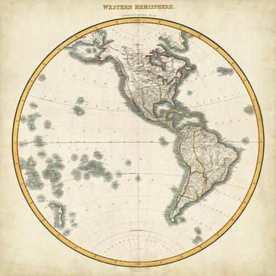 1812 Western Hemisphere