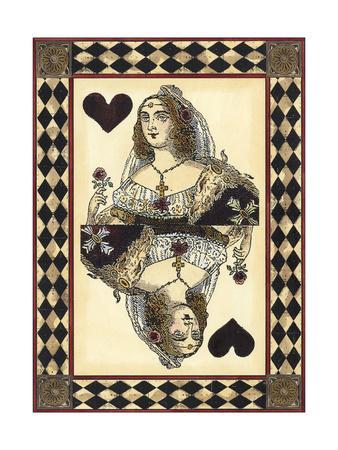 Harlequin Cards IV