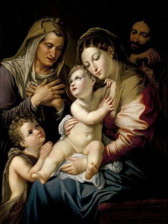 Holy Family, 1839