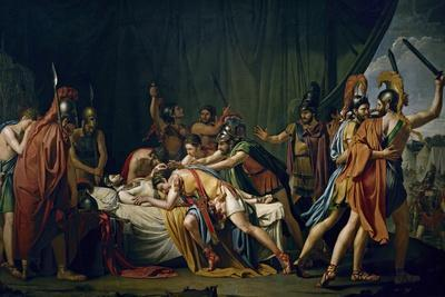 The Death of Viriatus, King of the Lusitani, 1807