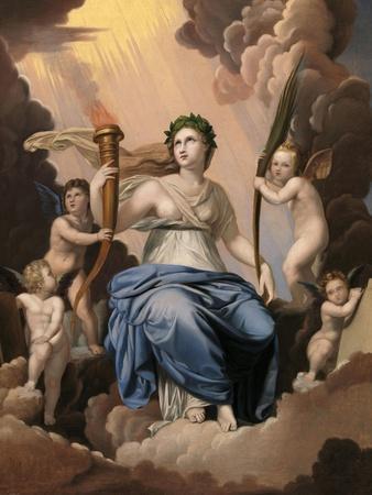 La Felicidad Eterna, Ca. 1813