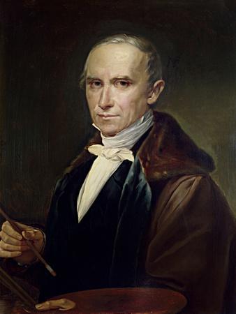 Self-Portrait, Ca. 1840