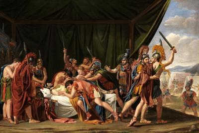 The Death of Viriatus, Ca. 1807