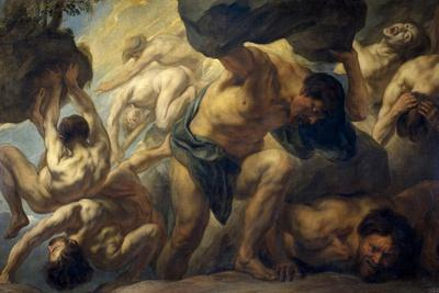 The Defeat of the Titans, 1636-1638