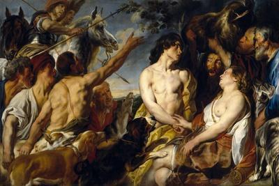 Meleager and Atalanta, 1620-1650