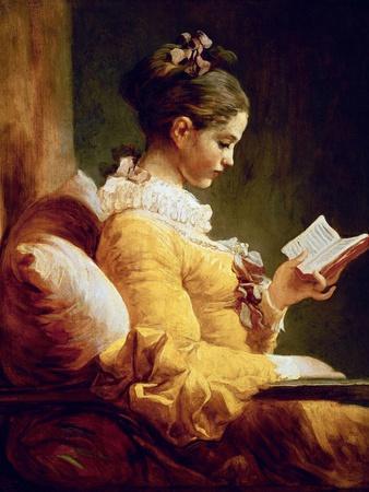 Reading Girl, 1776