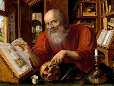 Saint Jerome, 1530-1540